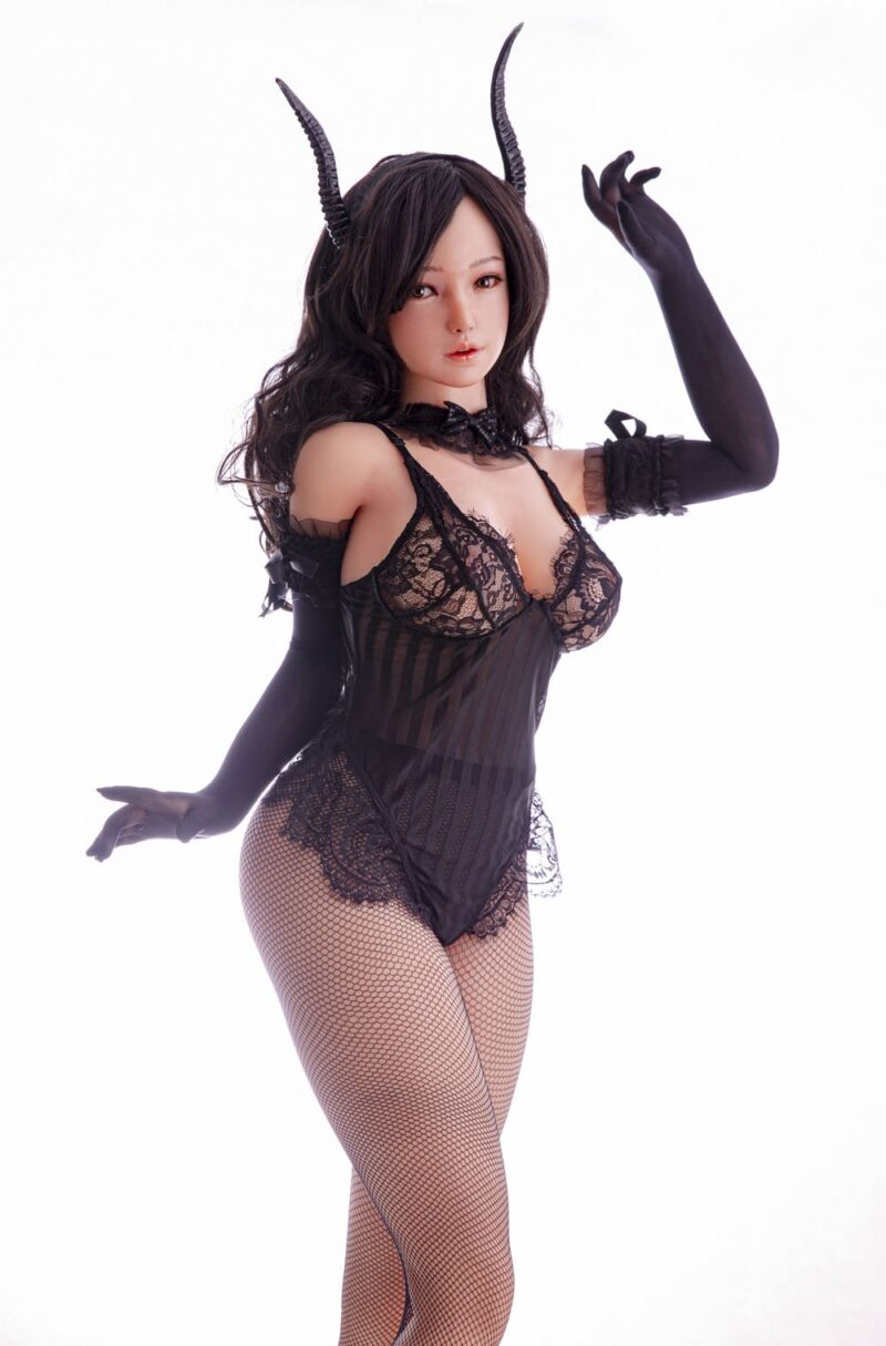 S162 silicone doll 3