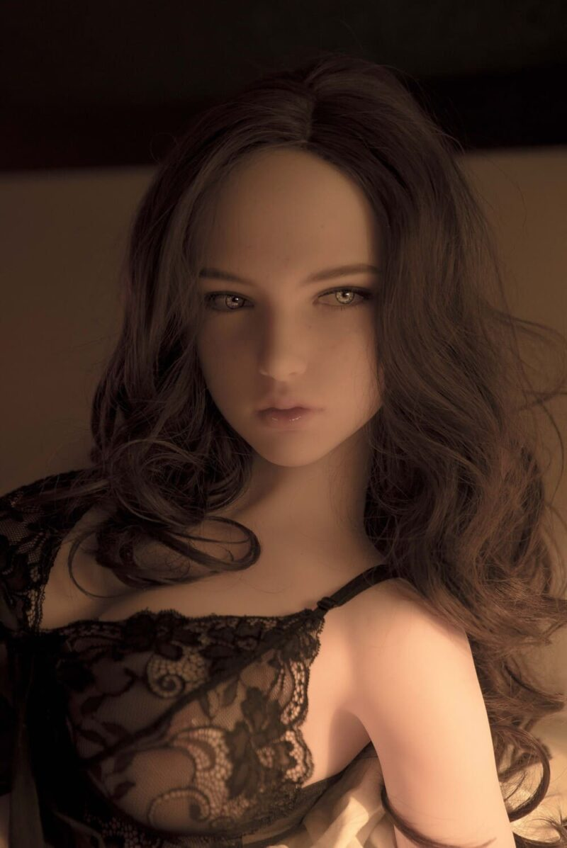 S162 silicone doll 4
