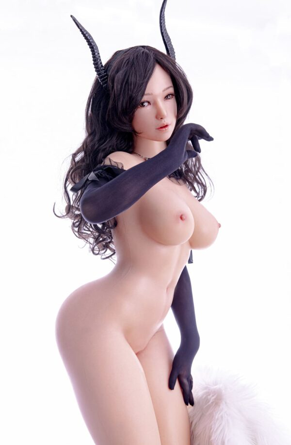 S162 silicone doll 5