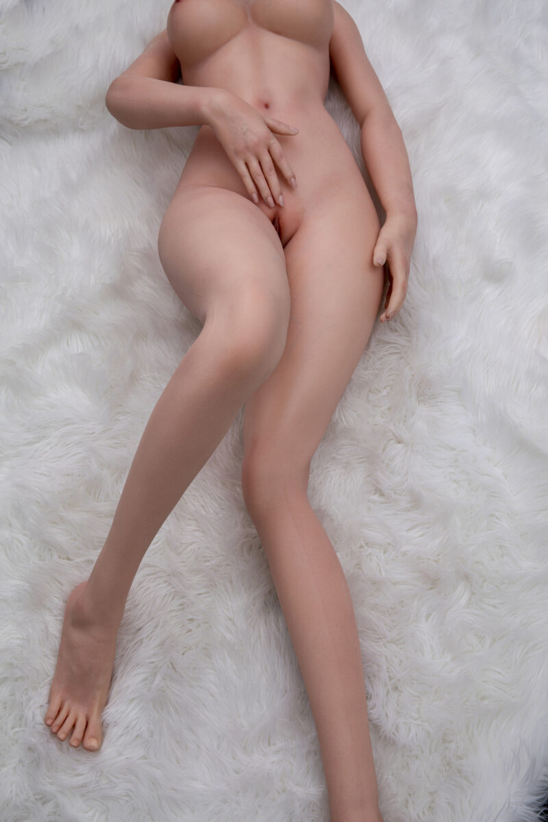 S162 silicone doll 6