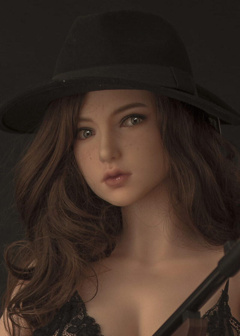 S162 silicone doll 7