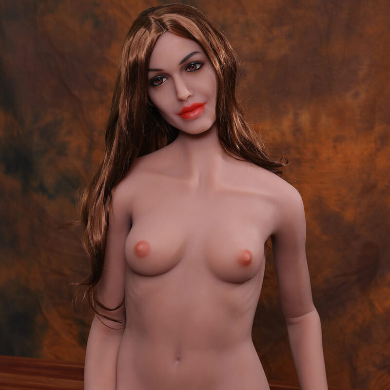 160 muscle small tits cheap love doll 11