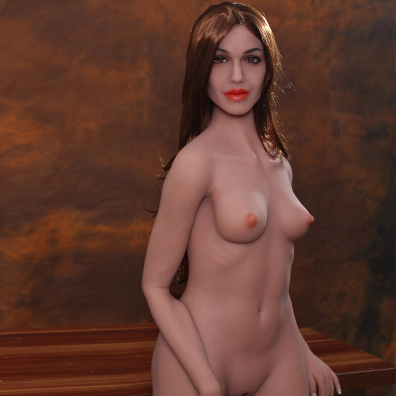 160 muscle small tits cheap love doll 12