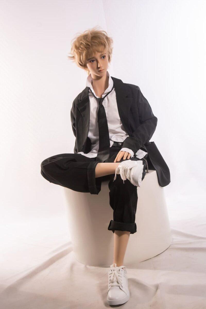 165cm teenage male sex doll Ming 7