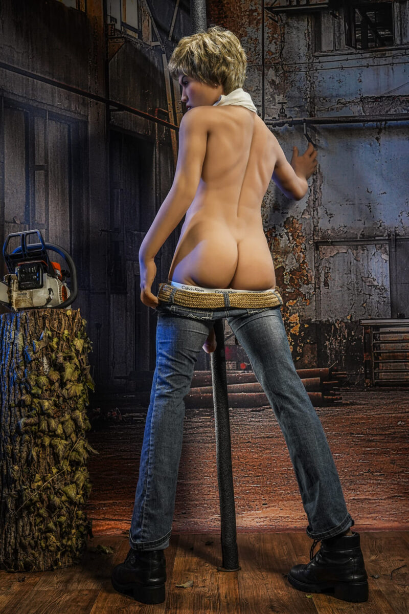 big booty male sex dolls Vicent 14