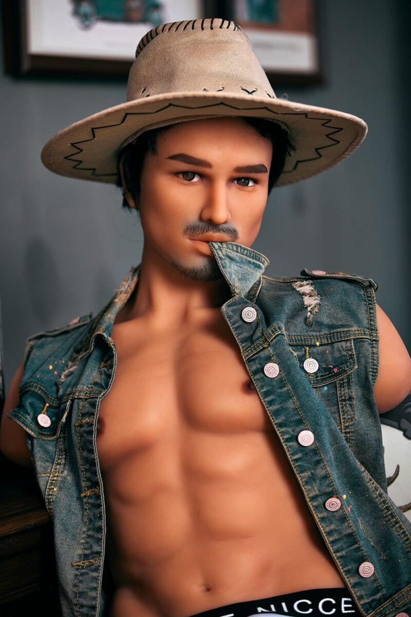 life size male torso sex doll kevin 4