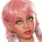 WM sex doll head option #160
