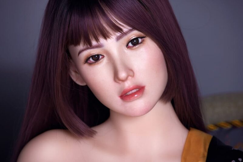 163cm silicone head and tpe body sex doll 05
