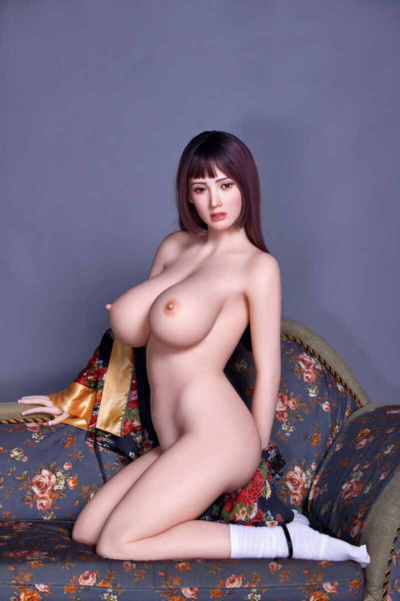 163cm silicone head and tpe body sex doll 08
