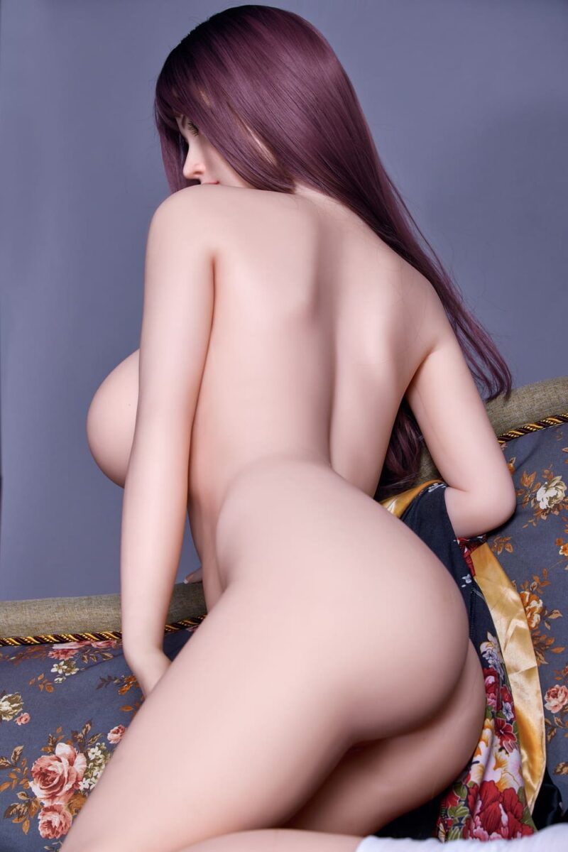 163cm silicone head and tpe body sex doll 12