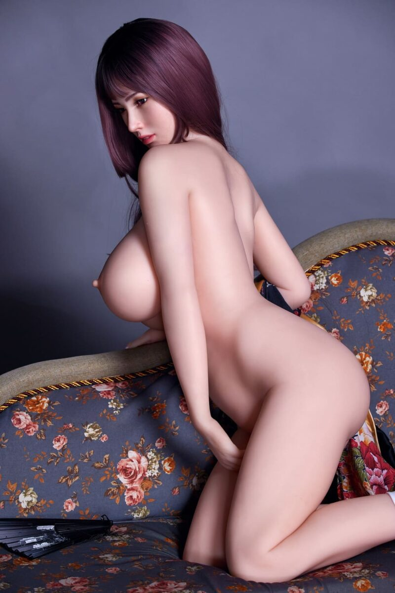 163cm silicone head and tpe body sex doll 13