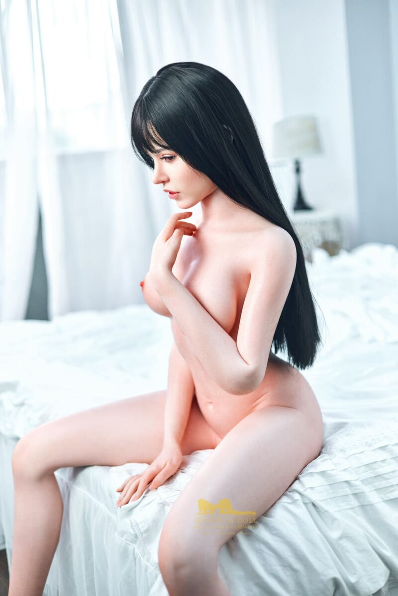 Angelia silicone sex doll 13