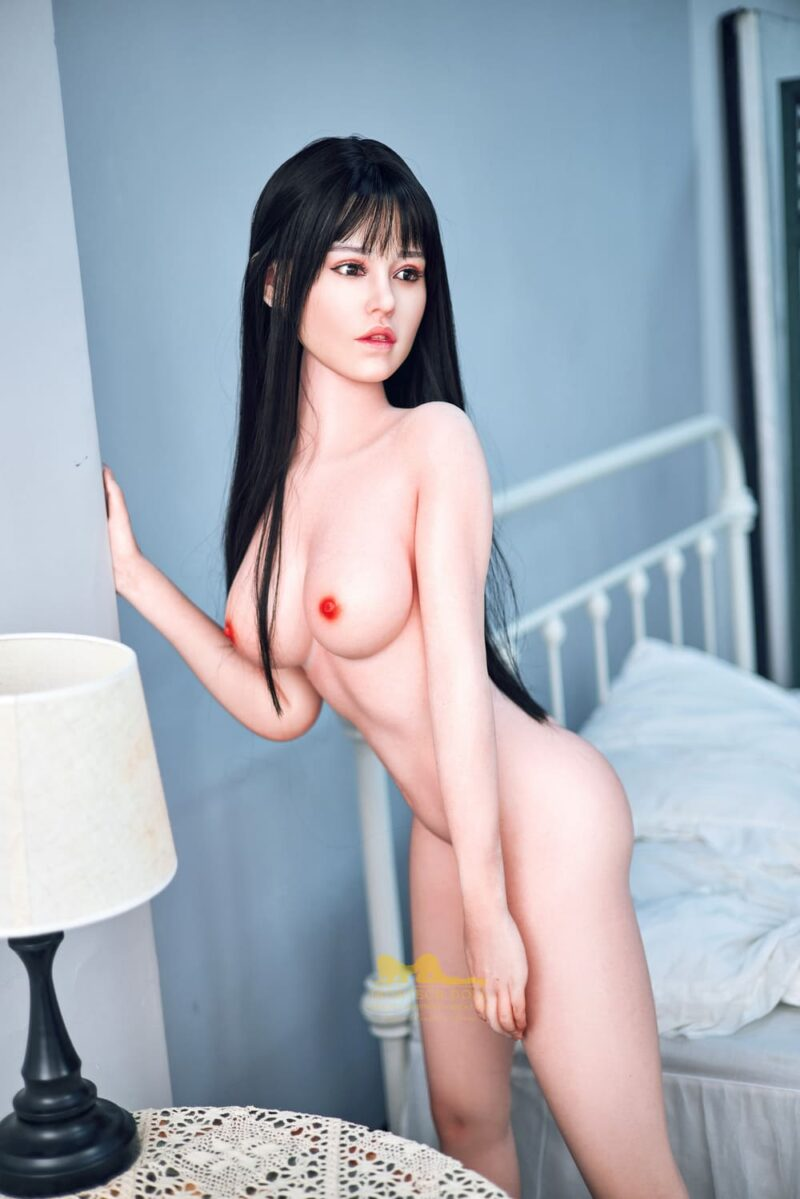 Angelia silicone sex doll 17