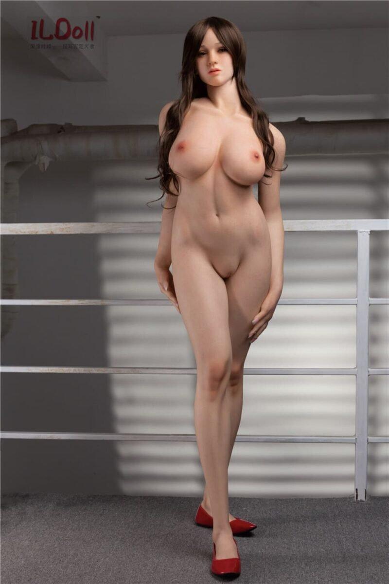 hyper real TPE sex doll 162cm 04