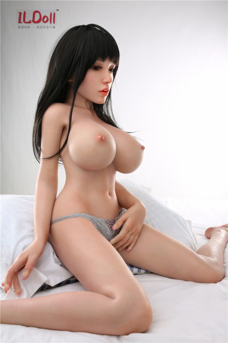 hyper real silicone 140cm sex doll 06