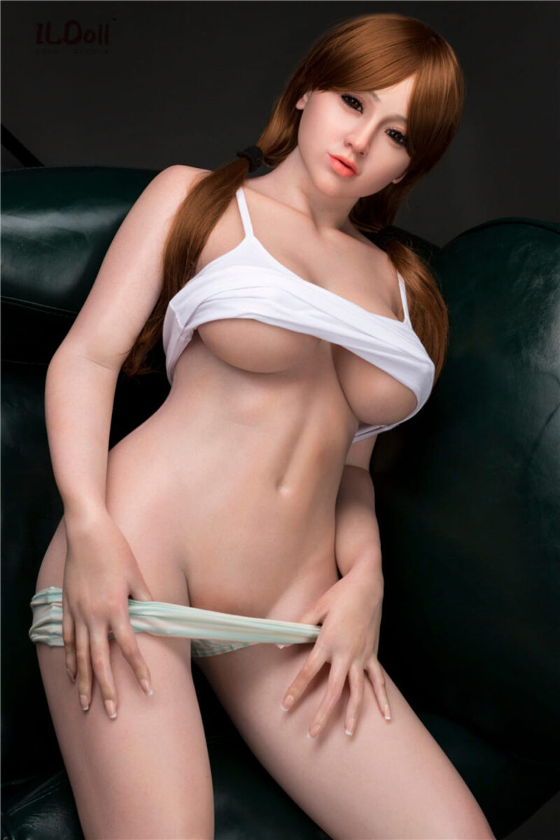 hyper real silicone 151cm sex doll 07