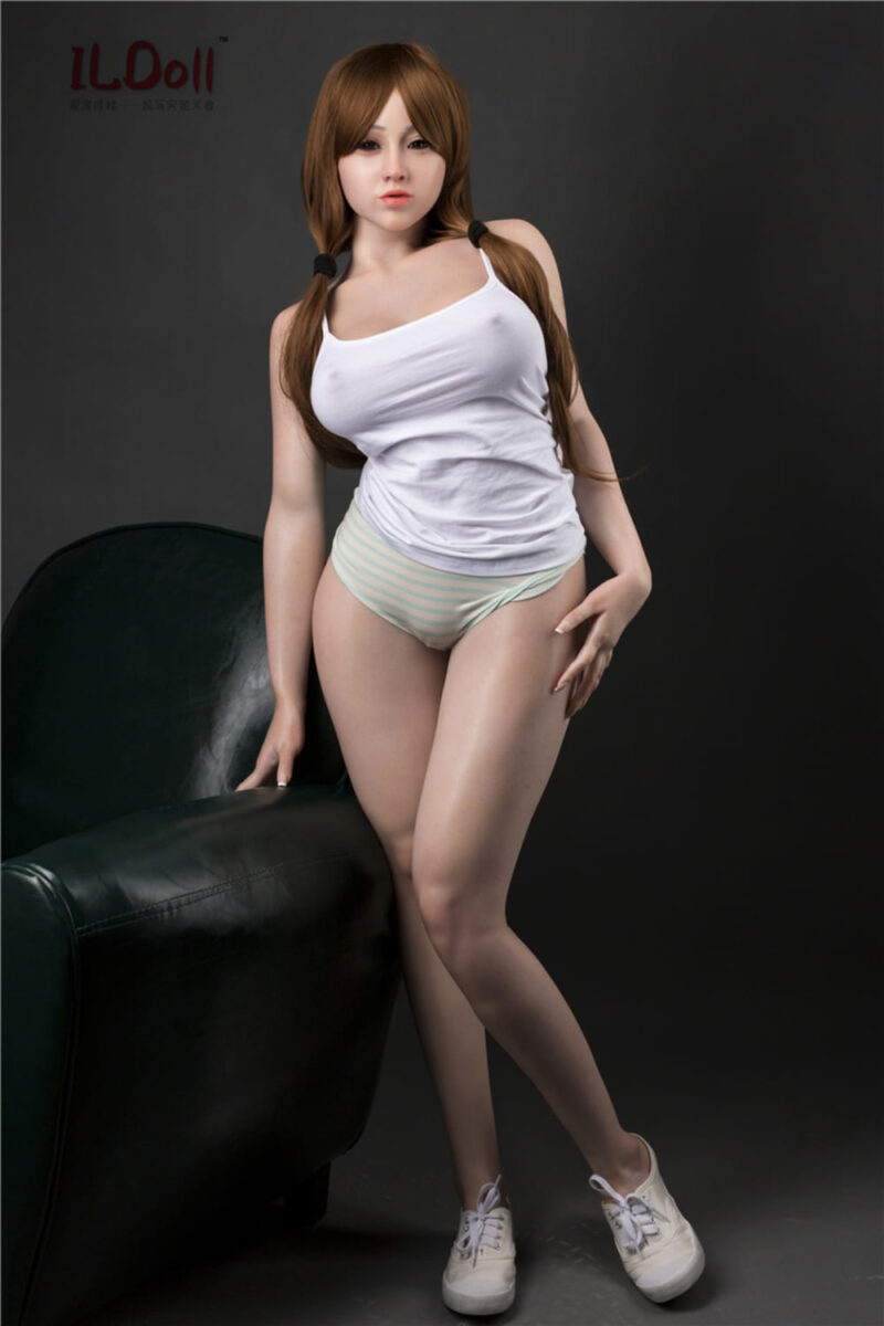 hyper real silicone 151cm sex doll 10