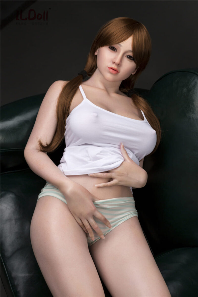 hyper real silicone 151cm sex doll 11