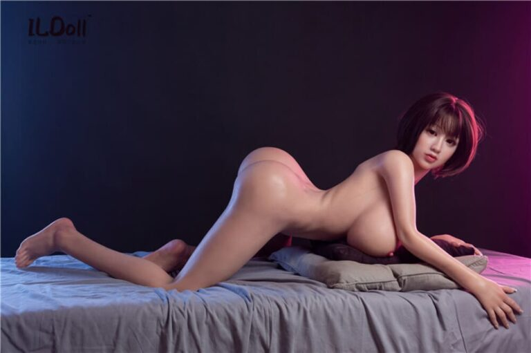 hyper real silicone 155cm sex doll 04