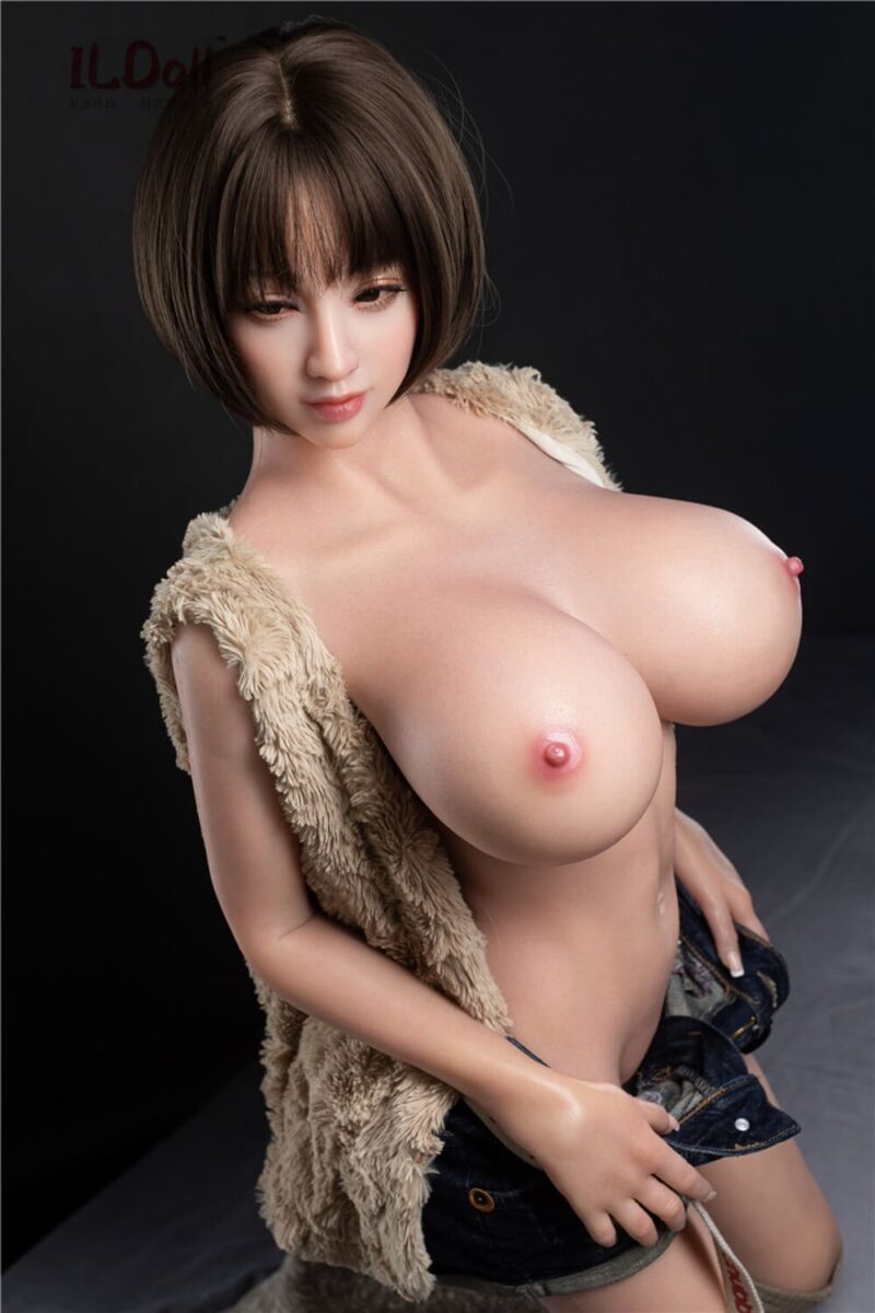hyper real silicone 155cm sex doll 08