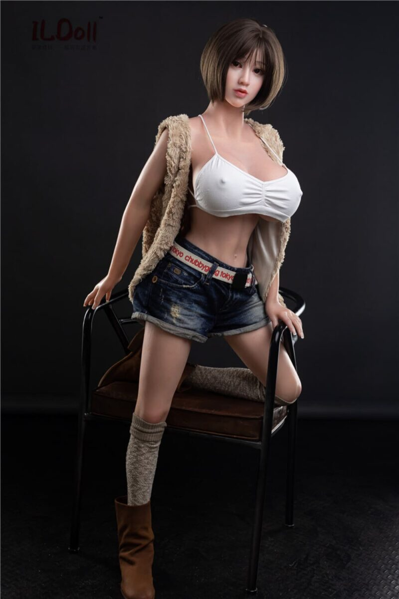hyper real silicone 155cm sex doll 09