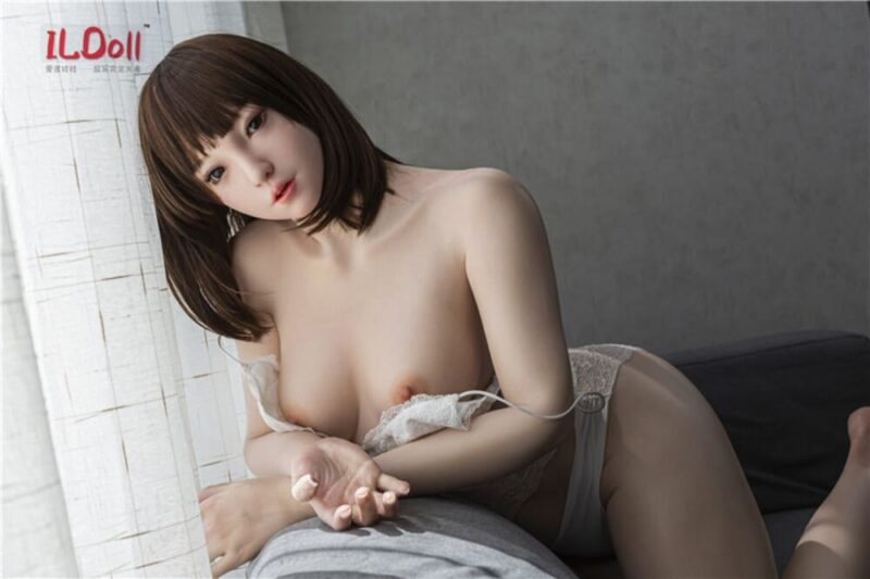 hyper real silicone 156cm sex doll 16
