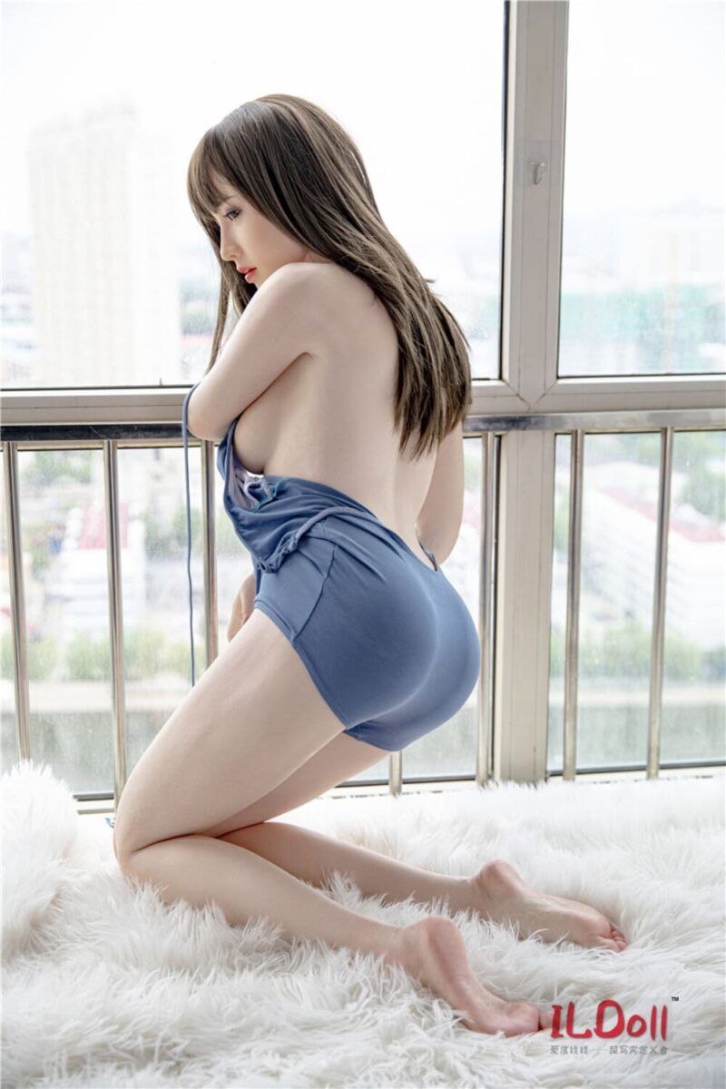 hyper real silicone sex doll 160cm 06